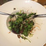 Salade met geitenkaas (voorgerecht)