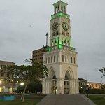 La Torre del Rejo, muy bonita en el centro de la plaza