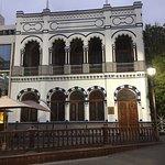 El Casino Español, un muy buen restaurante en un lindo y antiguo edificio