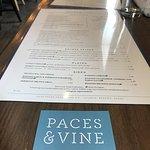 Foto de Paces & Vine