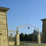 Egiptian Gates Foto