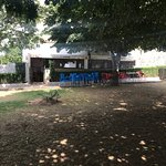 Restaurante jardim