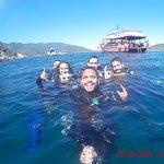 Registros do mergulho