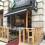 Bild från Flames Restaurant