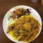 Berber ricd meal