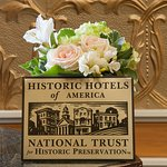 Our historic hotel is on the National Trust for Historic Preservation