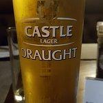 Buena cerveza de barril