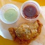 Texas Grace Empanada - oh, so good!