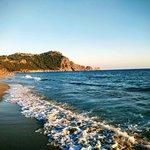 Kleopatra beach. Super clean sand and beautiful scenery. (342164105)