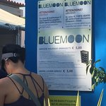 Photo of Blue Moon
