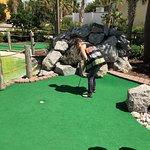 Foto de Lost Mine Miniature Golf Course