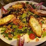 Foto van Restaurant le Bacchus des Karantes