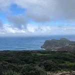 Beautiful nature in Cape Point.