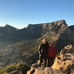 Top of Lion's Head!