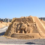 Sand City Foto