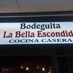 Cena en la Bella Escondida