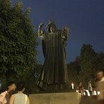 ภาพถ่ายของ Grgur Ninski Statue