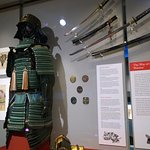 Samurais and armor