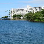 Beautiful View of Residential Building from Moku Ola Island
