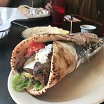 Giant Gyros- tender beef and lamb