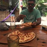 Nayarita pizza