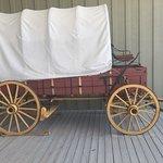 Conestoga Wagons were made in Conestoga PA
