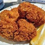 deep fry oyster