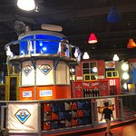 Playground in Legoland Discovery Boston