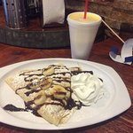 Foto de Crepe X-press Cafe