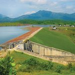 It is the largest earth dam in India and the second largest of its kind in Asia