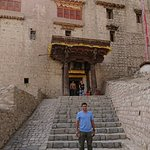 Entrance of the Leh Palace