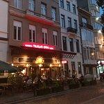 Restaurant Nuova Era op het Antwerpse Zuid