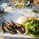 Sardines grillés