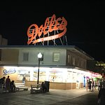 Dolle's on the Rehoboth Beach Boardwalk