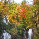 Photo of Anna Ruby Falls, Georgia