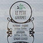 Bild från Le Petit Gourmet