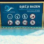 Photo de Aquapark Budva
