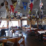 Dinghy Dock Pub & Floating Restaurant의 사진
