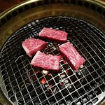 Photo of Charcoal cuisine Kobe beef Ikuta