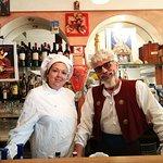 Houda Chef e il Barba