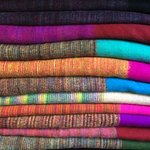 Yak wool blankets from Nepal