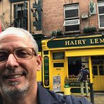The Hairy Lemon - great food, great service