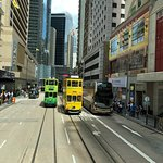 Потрясающие Гонконгские трамваи