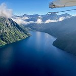 Picture from the float plane...breathtaking!