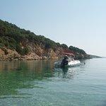 Aspra Halkida Beach