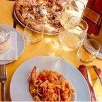 Comida italiana de verdade!