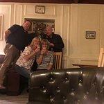 Met Jonny Depp at the old Ferry inn