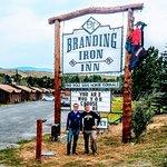 Foto de Branding Iron Inn