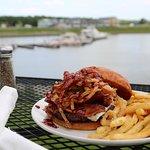 Wiskey & Guinnes Burger