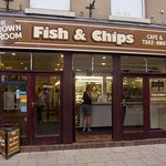 The Brown Room at Filey
